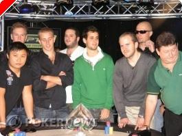 European Poker Tour Londres 2008 - Lellouche qualifié pour la table finale