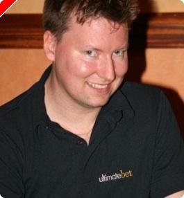 Johan Storåkers tar en andraplats i Aruba Classic