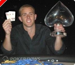 European Poker Tour Londres 2008 - Lellouche 8ème, Michael Martin s'empare du titre