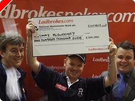 McSweeney wins Ladbrokes Irish Festival, Zigmund destroying Rail Heaven and more