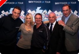 The Sky Poker Tour goes to Scotland, the Pokernews Cup has begun and more