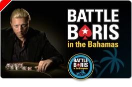 """Poker Gratuit - Allez à l'EPT Bahamas grâce à """"Battle Boris Becker in the Bahamas"""""""