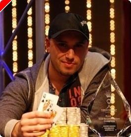 Copa PokerNews, Evento 1: El australiano Harry Ligos se lleva el torneo inaugural