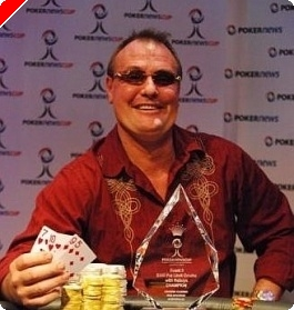 PokerNews Cup Event #3, $240 PLO Rebuys: Jamie Pickering Vencedor