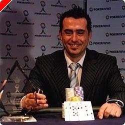 PokerNews Cup, Събитие #4, $550 H.O.R.S.E: Abel Cabrera Спечели