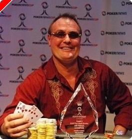 扑克新闻杯第三场比赛: $240 PLO w/ 再次买入: Jamie Pickering Surges 获胜