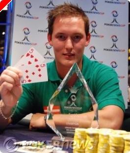 PokerNews Cup, Събитие 5: Kenneth Damm Спечели Титлата