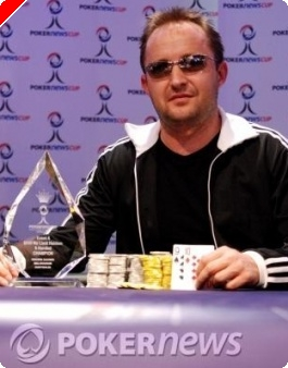 PokerNews Cup, Събитие #6, $550 No-Limit Hold'em 6-max: Martin Cardno Триумфира