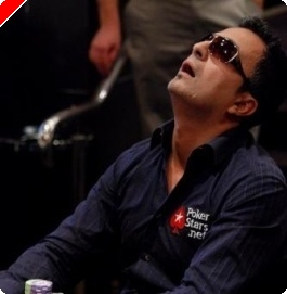 PokerNews Cup Main Event, Dia 1ª: Heath na Frente da Maratona