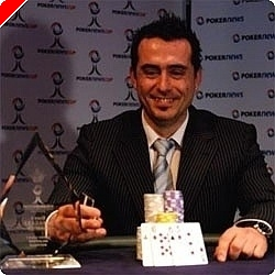 Copa PokerNews Evento #4, 550$ H.O.R.S.E: Victoria para Abel Cabrera