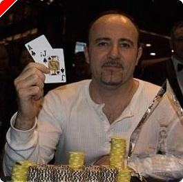 Nali Kaselias vinner 2008 års PokerNews Cup Main Event