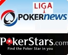 Liga PT.PokerNews III Torneio - Quinta-feira 23 Outubro