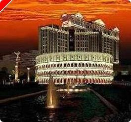 В ноябре в Caesars Palace пройдет серия турниров Mega Stack