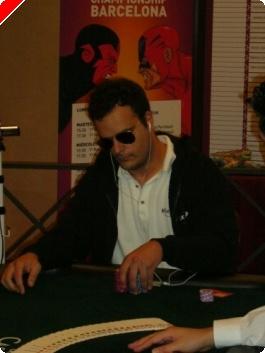 Mauro Stivoli Campeón del mundo de Heads-Up