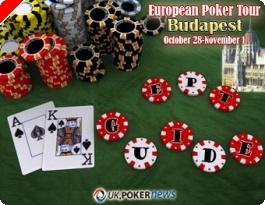 PokerStars.net EPT Budapest Guide!