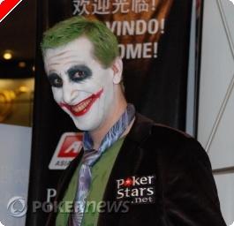 """Bertrand """"The Joker"""" Grospellier vinner WPT Festa al Lago"""