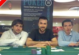 """Alekhine se lleva la primera edición del """"Poker In"""""""