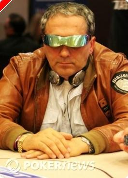 PokerStars.com EPT Будапеща, Ден 1б: Mauro Corsetti Води, Иво Донев е...