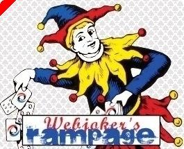 Guy Laliberté kan er geen genoeg van krijgen - Webjoker's Rampage