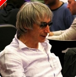 PokerStars EPT Budapeste, Dia 1b: Mauro Corsetti Chipleader Para Dia 2