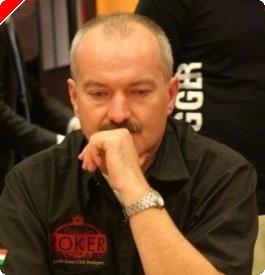 Венгр Золтан Тот выходит чиплидером на финальный...