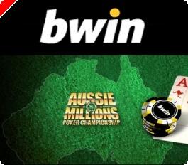 Ganhe um Pacote de $18,000 Para o Aussie Millions 2009