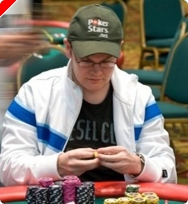 PokerStars LAPT San Jose Tag 1: Rob Woodcock führt