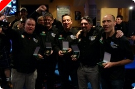 Ireland win APAT Team Championship, Christmas freerolls at Ladbrokes and more