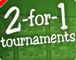 Novos Torneios 2-for-1 na Party Poker