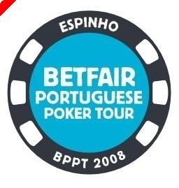 Betfair Portuguese Poker Tour Dia 1 – Isaias Hernandez no Comando