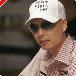 """World Series of Poker finalisten - David """"Chino"""" Rheem"""