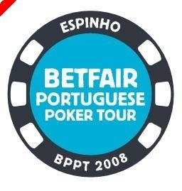 João Amorim Venceu o Betfair Portuguese Poker Tour Espinho