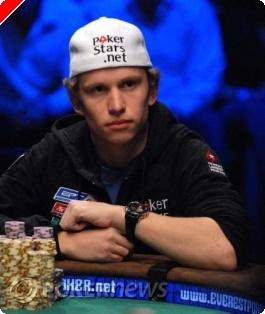 Peter Eastgate, yngst i världen att ha vunnit WSOP Main Event