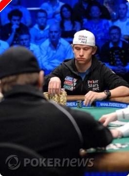 WSOP 2008 Live - Peter Eastgate, champion du monde de poker