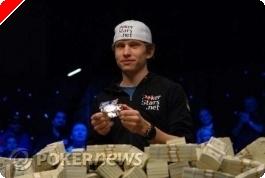 Peter Eastgate tuli 2008 aasta pokkeri maailmameistriks