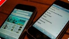 iPhone Betfair – революцията вече и в България