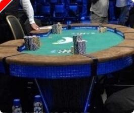 WSOP의 파이널 테이블을 옥션에