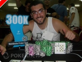 Victor Sbrissa Vence 4ª Edição Do Nordeste Poker Fest
