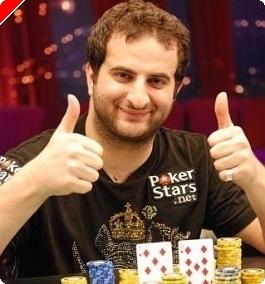 明星扑克网的APPT马尼拉赛事,第三天: Van Marcus 获胜