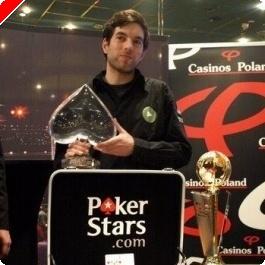 Жоао Барбоса выигрывает турнир EPT в Варшаве