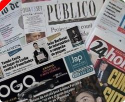 Vitória de João Barbosa no EPT Varsóvia em Destaque no Jornal 'O JOGO'