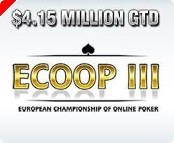 Começa Hoje o ECOOP III na Titan Poker