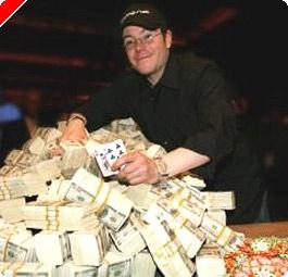 Maailma pokkerimängijate all-time rahaline turniiriedetabel: jätkuvalt tipus ühe-turniiri ime