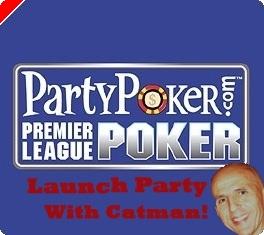 'Catfight' at Premier League Launch Party