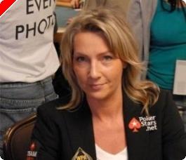 The PokerNews Profile:  Katja Thater