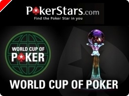 Qualifica-te Hoje para o PokerStars World Cup of Poker V