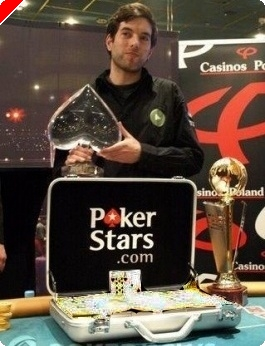Celebre a Vitória de João Barbosa em Varsóvia, na PokerStars