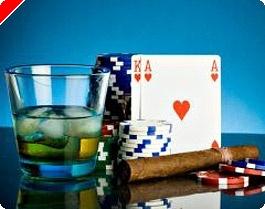 De fem nominerede til titlen som årets danske pokerspiller