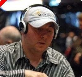 明星扑克网APPT 悉尼赛事第一天a: Phillip Willcocks 很早就领先
