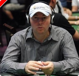 Jason Gray chipleader APPT Grand Final